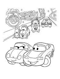 30 ぬりえ images drawings disney cars