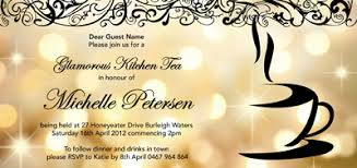 kitchen tea invitation ideas kitchen invitation cards design kitchen design ideas