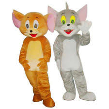 Tom Jerry Halloween Costumes Tom Jerry Costume Ebay