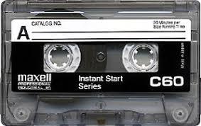 maxell cassette maxell c60 low noise cassette 116010 total media inc 1 201 848