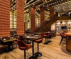 Cafe Interior Design European Architecture Inspired Farzi Cafe Interior Sumessh Menon