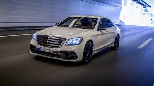 2018 mercedes amg s63 s class 4matic white youtube