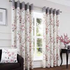 Pink And Grey Curtains Pink Cheap Ready Made Curtains Uk Ireland Harry Corry