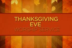 nov 22nd joint thanksgiving service at whidbey presbyterian