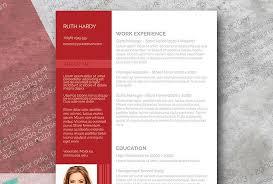 eye catching resume templates free creative resume templates