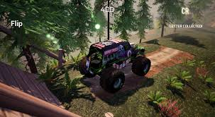 monster trucks jam games monster jam