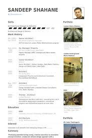 architect resume clever design ideas architect resume sles 16 senior architect