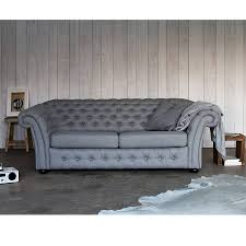 original chesterfield sofas gray leather chesterfield sofa 66 with gray leather chesterfield