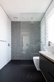 Modern Black And White Bathroom by Black And White Bathroom Inspiration And Why Namoi Watts Is