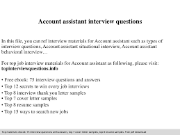 accountassistantinterviewquestions 140830221743 phpapp02 thumbnail 4 jpg cb u003d1409437100