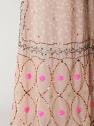 free people fp new romantics embellished romper in pink lyst
