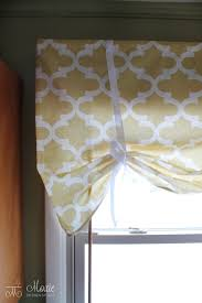 how to sew a curtain