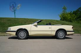 maserati brunei 1991 chrysler tc by maserati fast lane classic cars