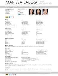 Dance Resume Templates Buy Resume Template
