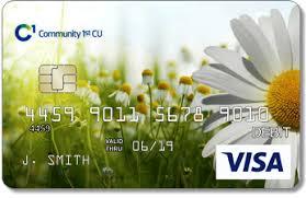 Design My Debit Card Debit Card Community 1st Credit Union