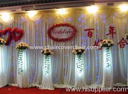 wedding backdrop china wedding backdrops manufacturer from china linen chair covers sash