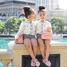 instagram stars the royal twins have more than 21 000 followers