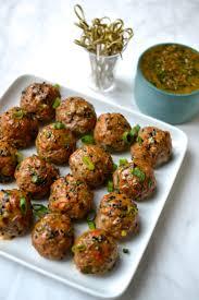 asian pork meatballs every last bite