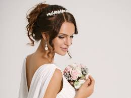 Hochsteckfrisurenen Hochzeit Mit Blumen by Hochsteckfrisuren Hochzeit Romantisch Jpg