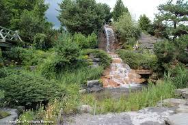 Leach Botanical Garden by Montreal Botanical Garden Janet Davis Explores Colour