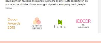 home decor brand home decor wordpress theme template for interior design businesses