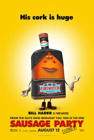 new movie posters for sausage party movie posters pinterest