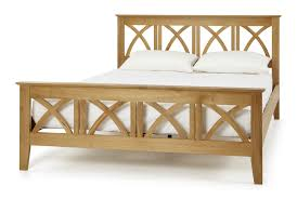 Oak Bed Frame Serene Maiden Oak Bed Frame From The Bed Station