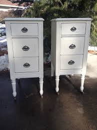 how high should a bedside table be furniture nightstands lovable tall thin skinny nightstand tall