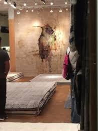 Atlanta Rug Market Forget The Wall The Writing Is On The Floor On This Gallerie