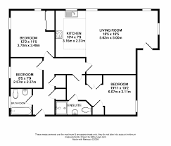 Floor Plan Flat by 3 Bedroom House Floor Plans Uk Bedroom And Living Room Image