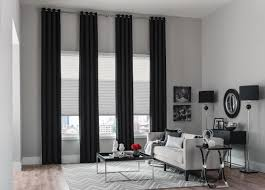window treatments for large windows curtain long window curtains cheap attractive for windows pertaining