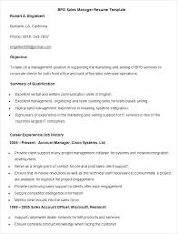 project manager resume templates free sample another interview