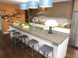 kitchen island breakfast bar bespoke handmade to order oak top