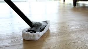 Can You Use A Steam Mop On Laminate Floor How To Clean Hardwood Floors With A Steam Cleaner Youtube