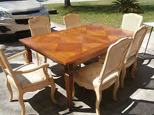 french provincial dining room furniture french provincial antique dining sets ebay