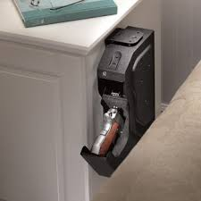 bedroom gun safe biometric lock gun safe for nightstand in bedroom dream house
