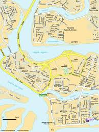lagos city map map lagos lagos nigeria maps and directions at map