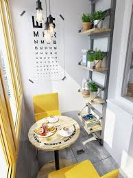 wall art for dining room dining room very small breakfast nook with yellow accent chairs