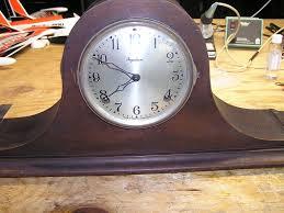 Mantle Piece Clock Antique Clock Repair U2013 Freemansgarage Com