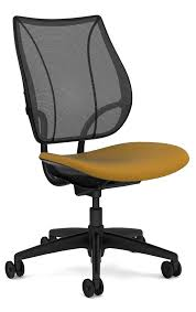 desk chair without arms humanscale office furniture scene