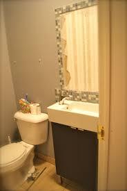 Bathroom  Very Small  Bathroom Ideas Modern Double Sink - Small 1 2 bathroom ideas
