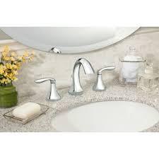 Chrome Bathroom Fixtures Chrome Sink Faucets You Ll Wayfair