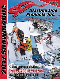 2017 slp snowmobile catalog by starting line products issuu