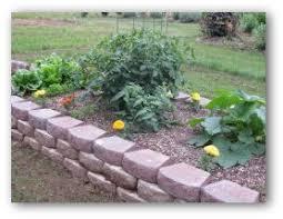 raised bed vegetable garden simple home vegetable garden design