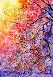spring painting ideas 15 watercolor painting ideas you can do at home useful diy projects