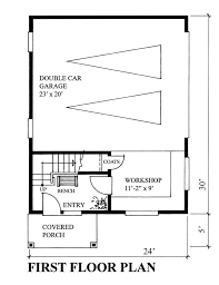 Log Garage Apartment Plans Cabin Garage Plans Home Design 720