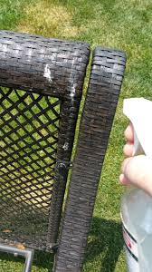 Cleaning Wicker Patio Furniture - genesis 950 cleaning tips and tricks