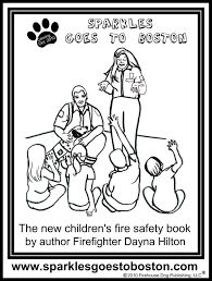 fire safety coloring pages for in prevention glum me