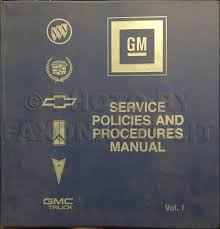 1994 chevy astro van gmc safari repair shop manual original set