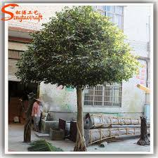 guangzhou large primitive artificial plants and trees designer